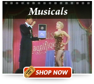 browse all classic musicals on dvd